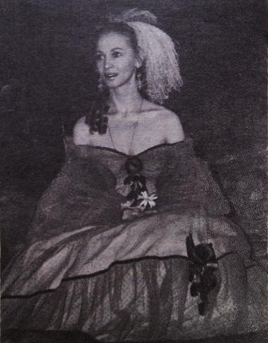 С.Смирнова (Вера). Фото В. Красикова
