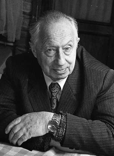 Борис Александрович Смирнов. Фото В. Дюжаева