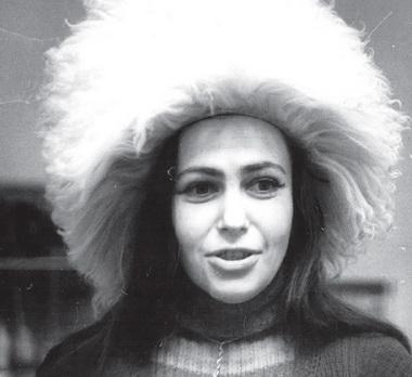 Г.Яновская. 1960-е. Фото изсемейного архива