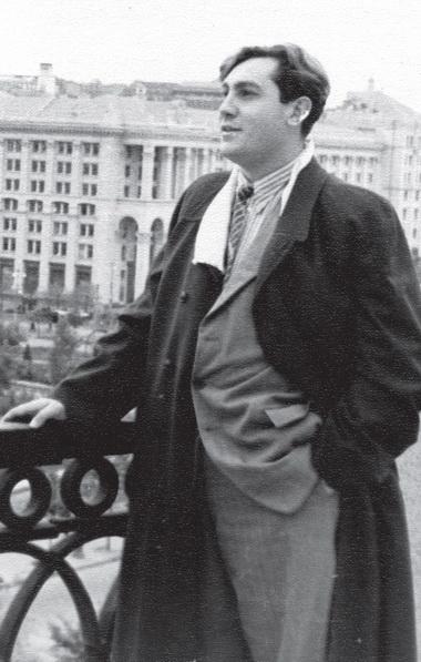 П.Луспекаев. 1950-е. Фото изархива БДТ