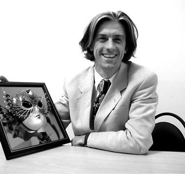 Э.Бояков. 1990-е. Фото изархива «Золотой маски»