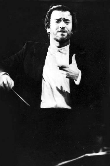 В.Гергиев. 1993г. Фото Ю. Ларионовой