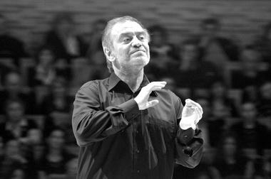 В.Гергиев. 2000-е. Фото В. Барановского