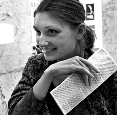 М.Назарова-Горвиц. Фото В. Луповского