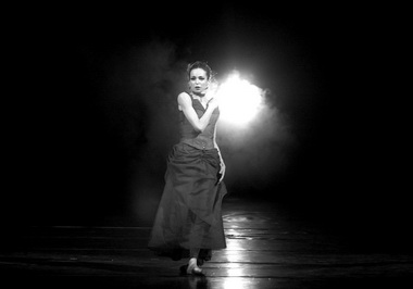 Д.Вишнева (Анна Каренина). «Анна Каренина». Фото Н. Разиной