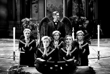 «Парсифаль». Сцена изспектакля. Фото E. Nawrath ©Bayreuther Festspiele