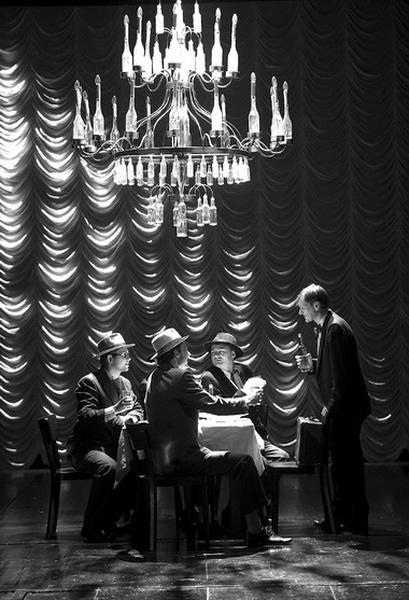 В «Студии театрального искусства» Сергея Женовача