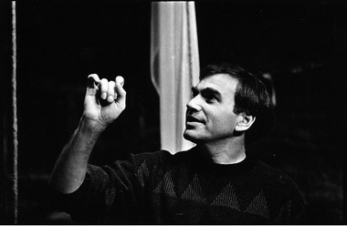 С.Афанасьев.  Фото изархива театра