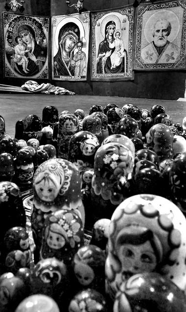 «Борис Годунов», режиссер Н.Коляда.  Фото В. Луповского