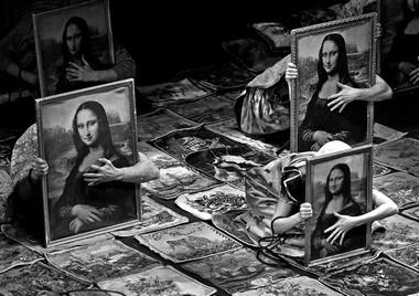 «Гамлет», режиссер Н.Коляда.  Сцена изспектакля. Фото В. Луповского