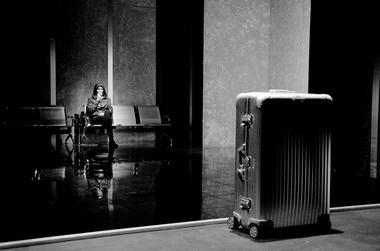 «Электра», режиссер Т. Кулябин. Сцена из спектакля. Фото В. Родман