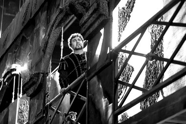 Р.Муравицкий (Роман). «Седая легенда».  Фото М. Нестерова