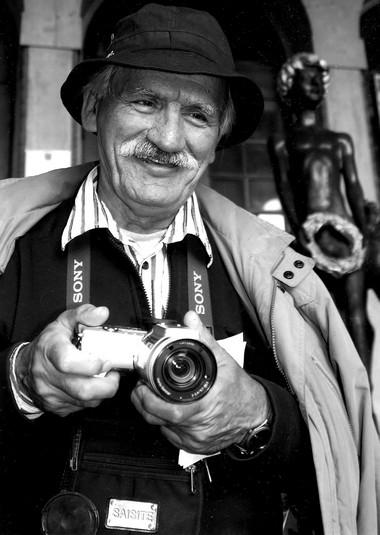 В.Виноградов. 2011г.  Фото изархива режиссера