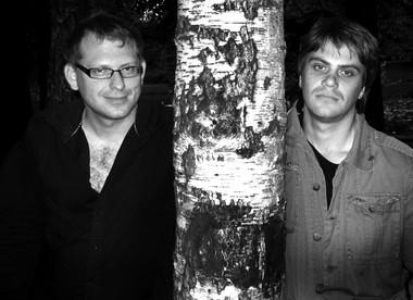 Д.Юшков и А.Артемов. ФотоА.Дворецкой