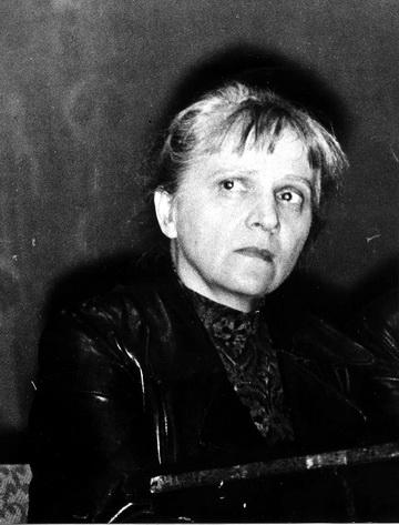 Н.Крымова. Фото изархива автора