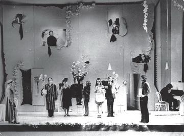 «Монолог обраке». Театр Комедии. Фото изархива К.Гинкаса