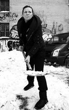 Скульптуры В. Мухиной иУ.Фомичева Фото изархива редакции иД.Пичугиной