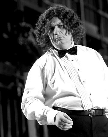 А.Новиков (Пианист). Фото В. Васильева