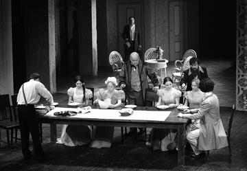«Берег утопии. Вторая часть. Кораблекрушение». Эстонский театр драмы. Фото С. Вахура