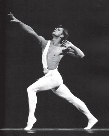 «Аполлон». ©2002 Baryshnikov Dance Foundation