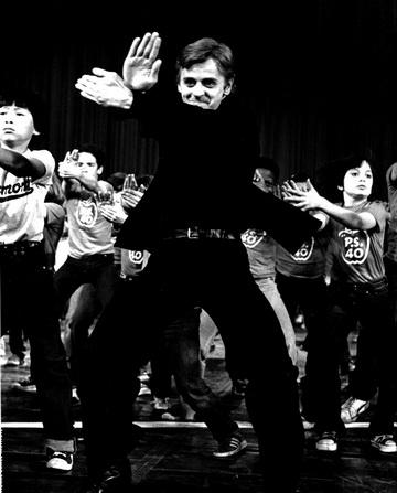 National dance institute. Фото J. Vartoogian