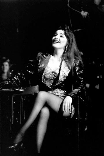 Х.Герзмава (Мюзетта). «Богема». 1996. Фото изархива театра