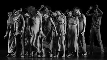 Сцена изспектакля. Мариинский театр. Фото Н. Разиной