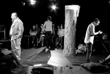 «Ориго». Сцены изспектакля. Фото изархива автора