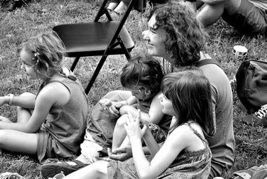 «Фестиваль историй»: «Мастерская сторителлинга» вКоломенском. Фото Е. Ковальской