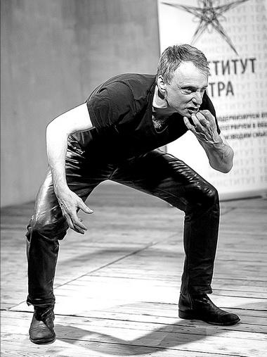 Й.Андерсен. Фото Е. Ковальской
