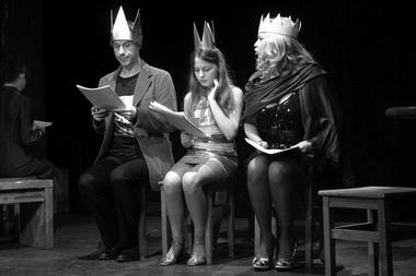 «Нехочу быть принцессой» нафестивале «Маленькая премьера». Фото С. Кочериной