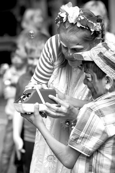 НаДне защиты детей. Фото изархива организации