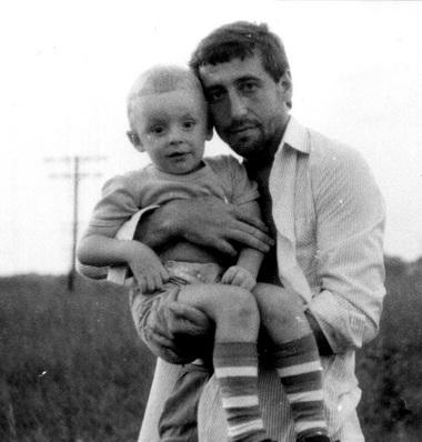 В.Дель иИлья. 1980-е. Фото изсемейного архива