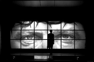 Сцена изспектакля. Фото В. Дмитриева