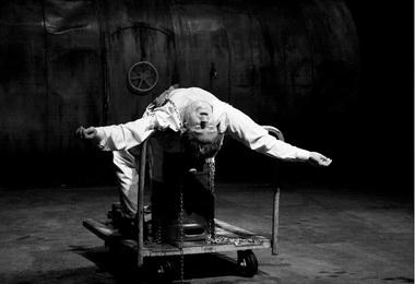 П.Маркелов (Гамлет). Фото изархива театра