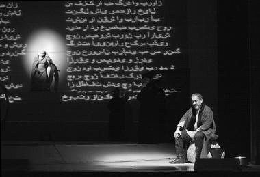 Ф.Османов (Низами). Фото изархива театра