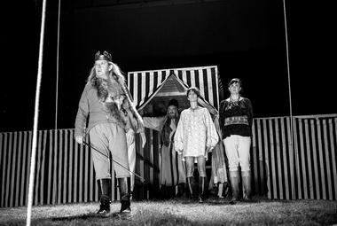 «Король Лир». Сцены изспектакля. Фото Ю. Рёдера