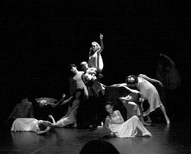 «Присутствие». Театр «Лик». Фото изархива фестиваля