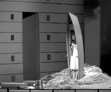 Т.Павловская (Наташа). «Русалка». Мариинский театр. Фото Н. Разиной