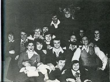 Участники театра «Studio». Фото изархива Л.Попова