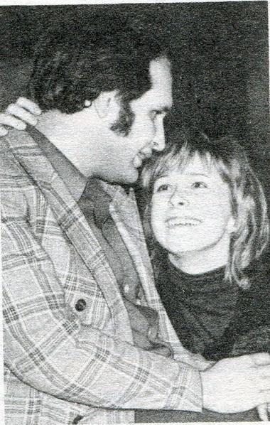 А.Мирочник (Отец) иЕ.Соловьёва (Дочь). «Диалоги». Фото изархива Е.Соловьёвой