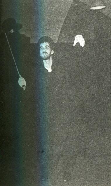 А.Баргман вспектакле «Душекружение». Фото И. Кузьмина