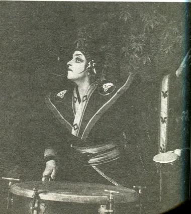 В.Деггярь (Рассказчик). Фото Г. Павлова