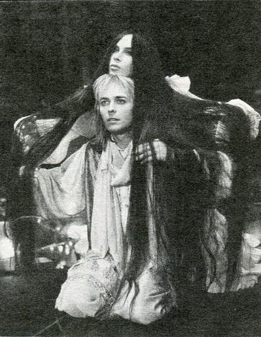 О.Онищенко (Джезуальда) иА.Головин (Фердинандо). Фото Ю. Богатырёва