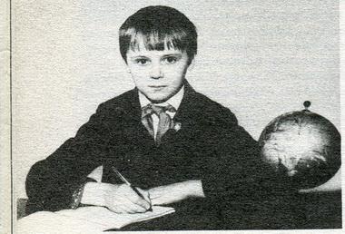 Костя Воробьёв. 1974г. Фото изархива К.Воробьёва