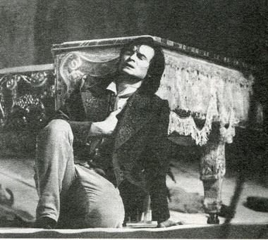 Д.Воробьёв (Бальзаминов). «Картины московской жизни». Фото В. Красикова
