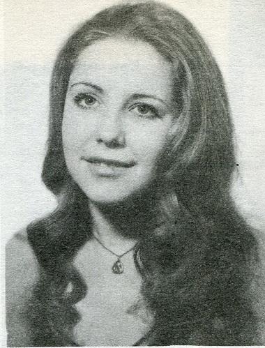 Ольга Новикова. 1978г.