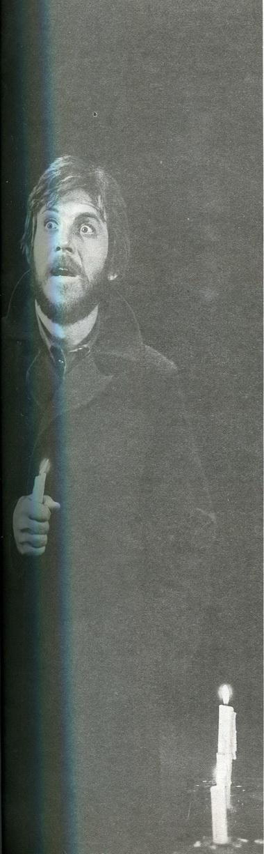 Л.Кубарев (Стрельников). «Тетрадь Юрия Живаго». Фото В. Васильева