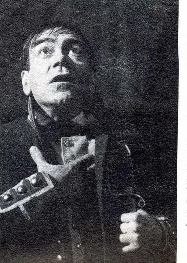 В.Яковлев (Городничий). Фото В. Васильева