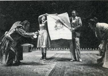 Район Фонтсере (Дон Йосеп), Пилар Саенц (Мерсе). «Национальный театр». Театр Els Joglars, Барселона